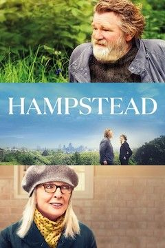 Hampstead movie poster.