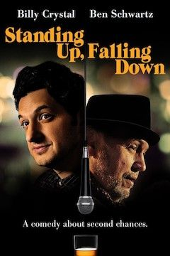 Standing Up, Falling Down movie poster.