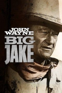 Big Jake movie poster.