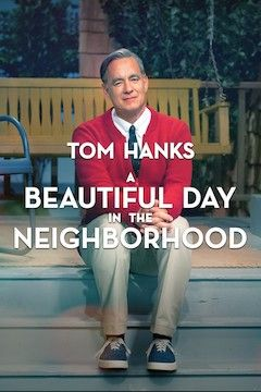 Poster for the movie A Beautiful Day in the Neighborhood