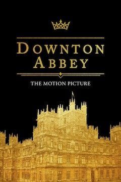Downton Abbey movie poster.