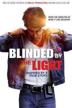 Blinded by the Light movie poster.