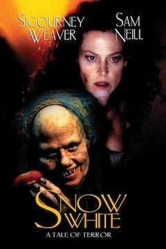 Grimm Brothers' Snow White: A Tale of Terror movie poster.