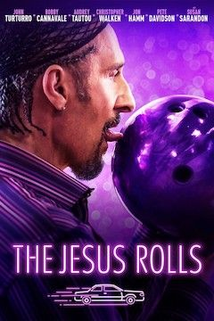 The Jesus Rolls movie poster.