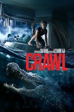 Crawl movie poster.