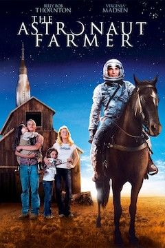 The Astronaut Farmer movie poster.