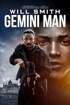 Gemini Man movie poster.