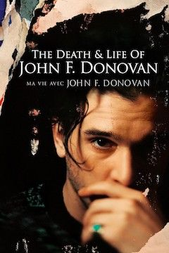 The Death and Life of John F. Donovan movie poster.