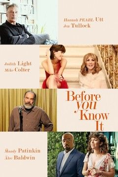 Before You Know It movie poster.