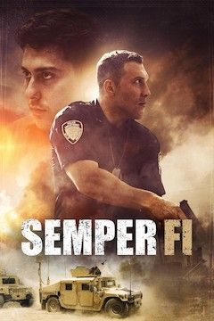 Semper Fi movie poster.