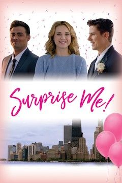 Surprise Me! movie poster.