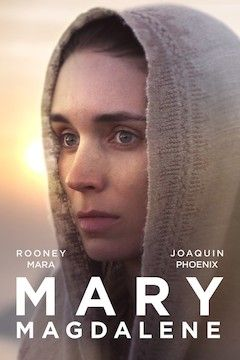 Mary Magdalene movie poster.