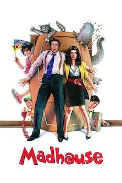 Madhouse movie poster.