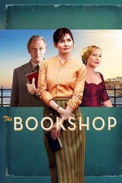 The Bookshop movie poster.