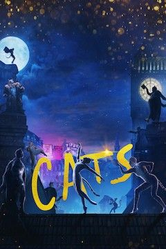 Cats movie poster.