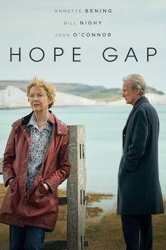 Hope Gap movie poster.