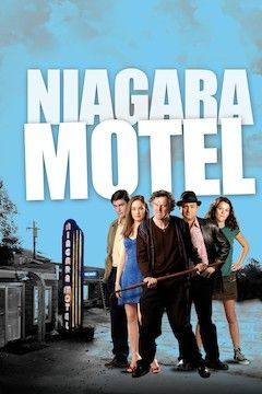 Poster for the movie Niagara Motel