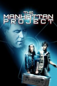 The Manhattan Project movie poster.