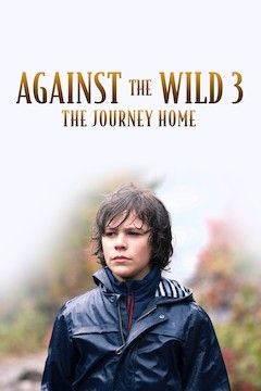 Against the Wild III: The Journey Home movie poster.