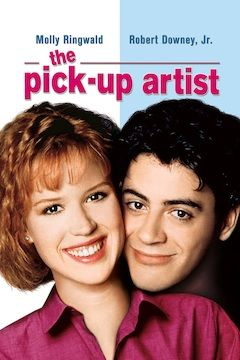 The Pick-Up Artist movie poster.