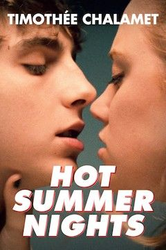 Hot Summer Nights movie poster.