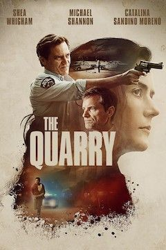 Poster for the movie The Quarry