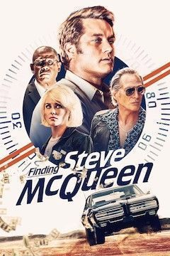 Finding Steve McQueen movie poster.