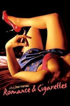 Romance and Cigarettes movie poster.