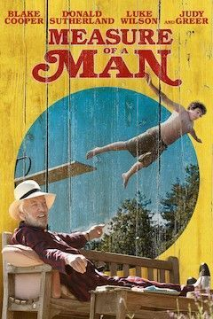 Measure of a Man movie poster.