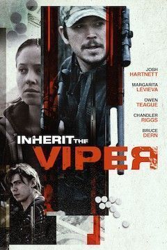 Inherit the Viper movie poster.