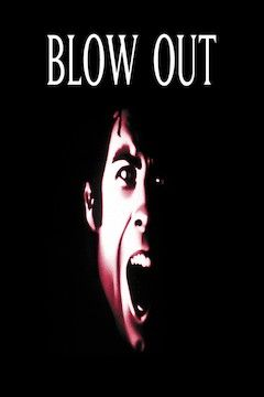 Blow Out movie poster.