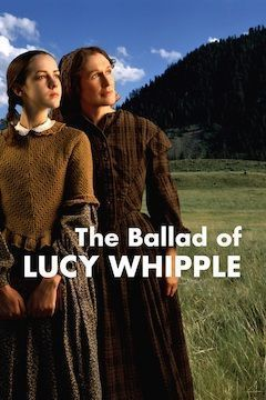 The Ballad of Lucy Whipple movie poster.