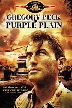 The Purple Plain movie poster.