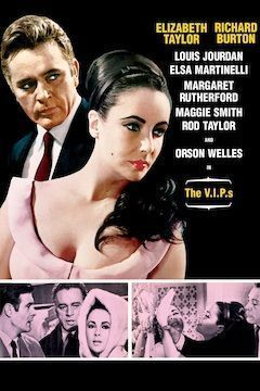 The V.I.P.S. movie poster.