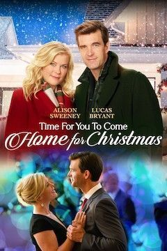 Time for You to Come Home for Christmas movie poster.