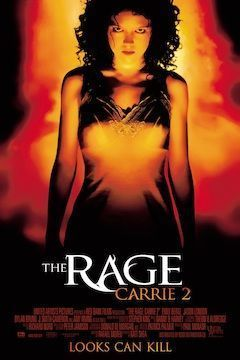 The Rage: Carrie 2 movie poster.