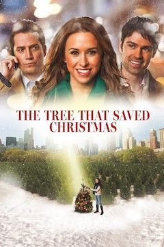 The Tree That Saved Christmas movie poster.
