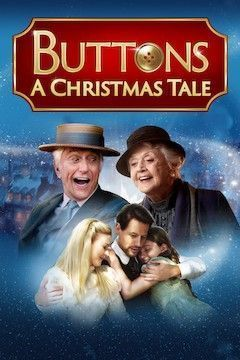 Buttons: A Christmas Tale movie poster.