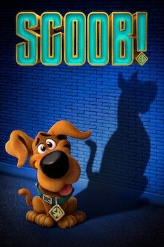 Scoob! movie poster.