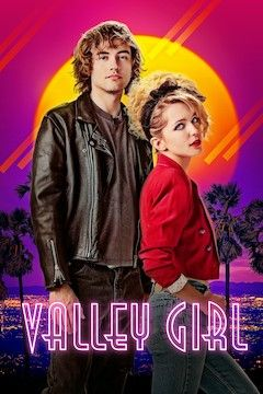 Valley Girl movie poster.