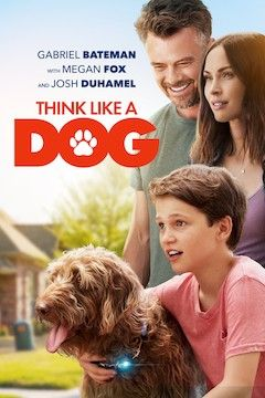 Think Like a Dog movie poster.