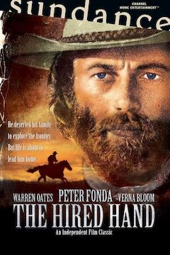 The Hired Hand movie poster.