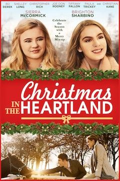 Christmas in the Heartland movie poster.