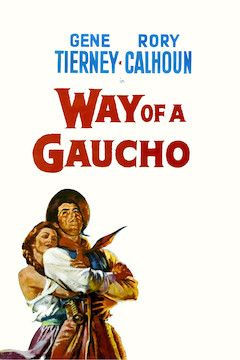 Way of a Gaucho movie poster.