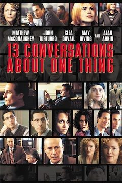 Poster for the movie Thirteen Conversations About One Thing