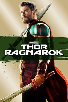 Thor: Ragnarok movie poster.