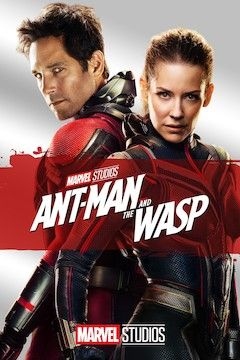 Ant-Man and the Wasp movie poster.