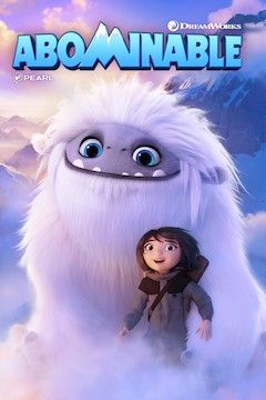 Abominable movie poster.