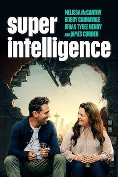Superintelligence movie poster.