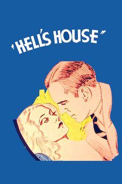 Hell's House movie poster.